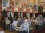 Nyugdíjasok a Városházán